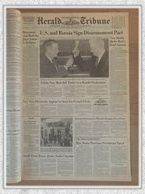 January 1, 2003 - U.S. and Russia sign Disarmement Pact